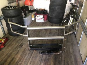 Bull Bar with winch set for Sale in Riverview, FL