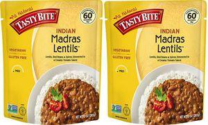 TASTY BITE INDIAN MADRAS LENTILS for Sale in Garland, TX