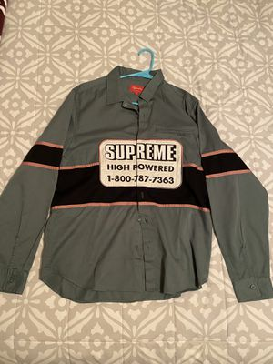 Supreme High Powered Work Shirt for Sale in MONTGOMRY VLG, MD