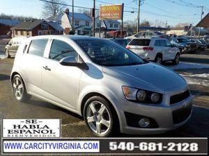 2012 Chevrolet Sonic for Sale in Fredericksburg, VA