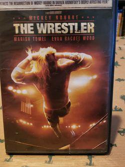 The Wrestler DVD for Sale in Kemah,  TX