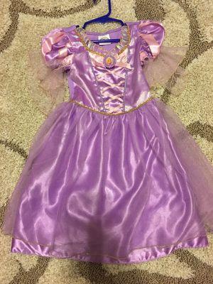 Disney Rapunzel costume/dress size 3 for Sale in Stockbridge, GA