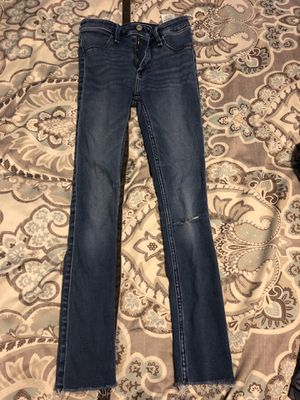 Women's - size OO (24) jeans - Abercrombie & Fitch for Sale in Portland, OR