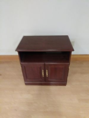 TV table/cabinet for Sale in Middleborough, MA