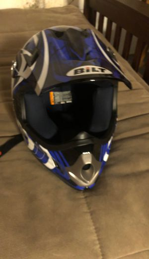 Small size dirt bike helmet NEVER used for Sale in Evans City, PA
