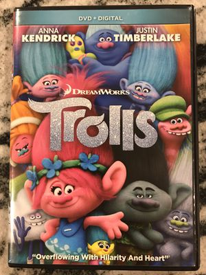 Trolls DVD for Sale in Fair Lawn, NJ