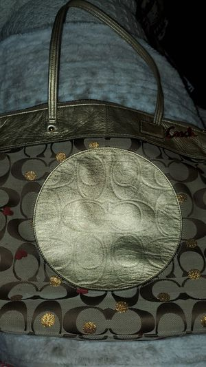 Authentic Coach Tote for Sale in Wenatchee, WA