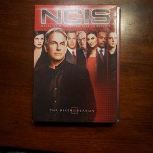 $5 - NCIS Season 6 for Sale in Tacoma, WA