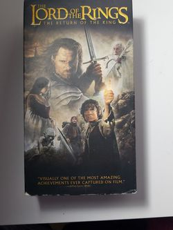 Lord Of The Rings for Sale in Clackamas,  OR