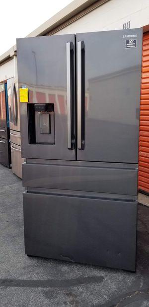 Refrigerador Samsung 4 door for Sale in Stanton, CA