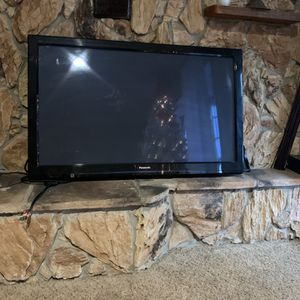Flat Screen TV 55 Inch Panasonic for Sale in Ennis, TX