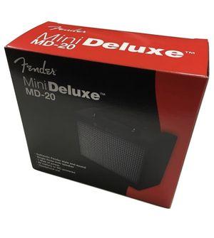 Fender mini deluxe md 20 guitar app for Sale in Toms River, NJ