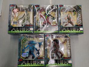 "Alien Resurrection 1997 Hasbro 7"" Action Figure Lot for Sale in Centreville, VA"