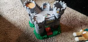 Vintage castle toy for Sale in Owasso, OK