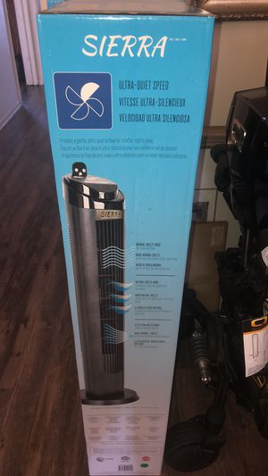 42 inches tower fan for sale. Brand new for Sale in Santa Ana, CA