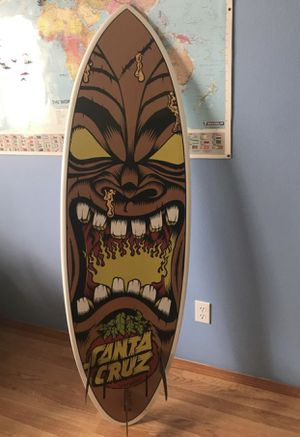Santa cruise 5'8 surfboard for Sale in Seattle, WA