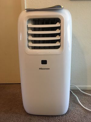 2 Hisense portable AC units for Sale in Oceanside, CA