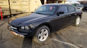 2007 Dodge Charger v6 automatic for Sale in Hazard, CA