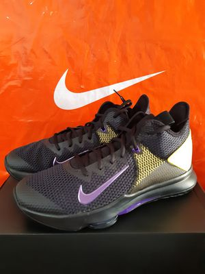 Nike LeBron Witness IV Basketball Shoes | Size 11, 11.5 & 12 | Brand New for Sale in Claremont, CA