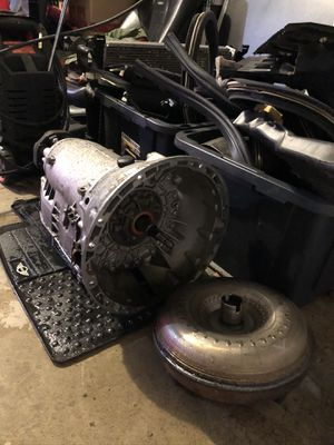 M113K Transmission with Torque Converter for Sale in Schaumburg, IL