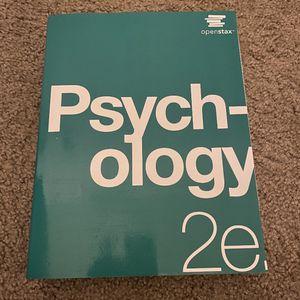 Psychology Textbook for Sale in Phoenix, AZ