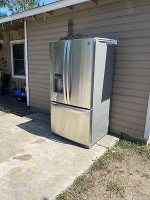 kenmore elite refrigerator for Sale in San Antonio, TX
