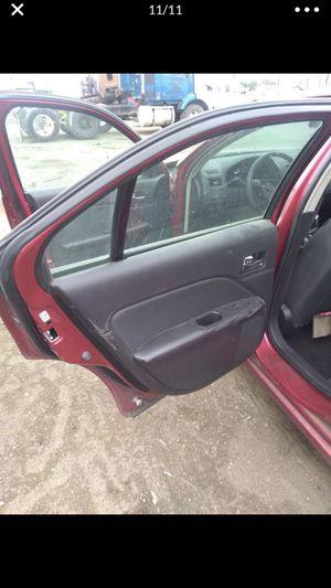 2012 Ford fucion. Por partes for Sale in Fresno, CA