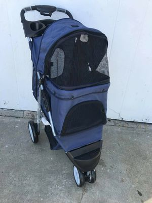 Navy Blue Dog stroller for Sale in Torrance, CA