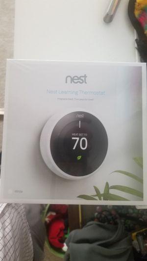 Nest Thermostat for Sale in Ashburn, VA