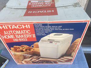 Hitachi bread maker for Sale in Claremont, CA