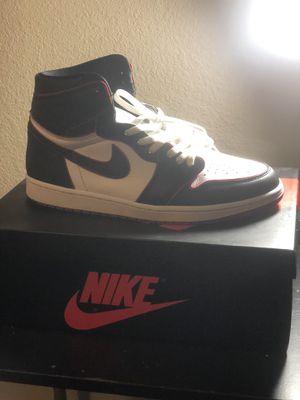Jordan 1 bloodline size 13 for Sale in Tyler, TX