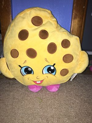 Shopkins Cookie Cookie Pillow for Sale in Oklahoma City, OK