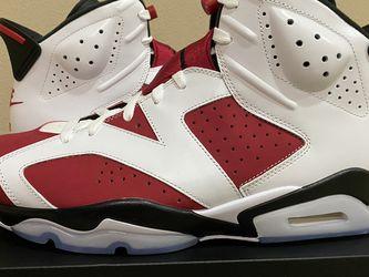 Jordan 6 Carmine Size 13 for Sale in Bothell,  WA