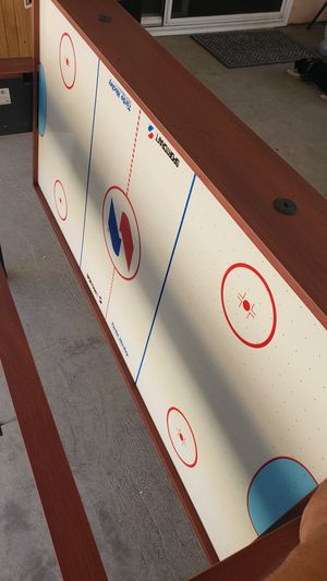 POOL TABLE/AIR HOCKEY TABLE for Sale in Chino, CA