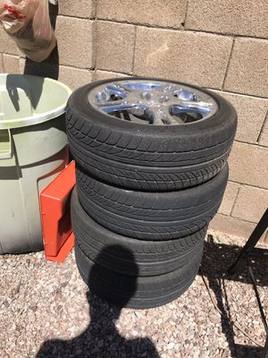 "2005 Mazda Miata 16"" Wheels for Sale in Payson, AZ"