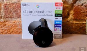 Chromecast 4K for Sale in Oakland Park, FL