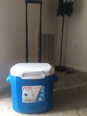 Coleman cooler for Sale in NO POTOMAC, MD