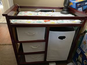 Changing table for Sale in Pico Rivera, CA