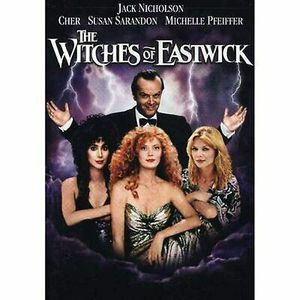 The Witches of Eastwick (DVD, 2006) Jack Nicholson Cher for Sale in Los Angeles, CA