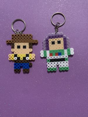 Woody and Buzz keychain for Sale in Riverside, CA