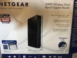 Netgear 900 router for Sale in Kailua-Kona, HI