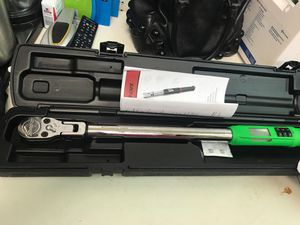 Snap on torque wrench for Sale in Houston, TX
