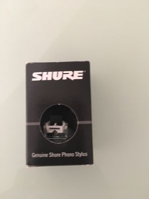 Shure n44-7 stylus for m44-7 cartridge for Sale in Jamaica, NY