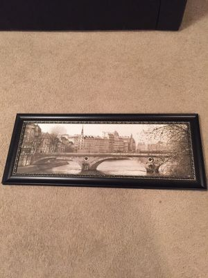 Vintage London Framed Photo for Sale in Pittsburgh, PA