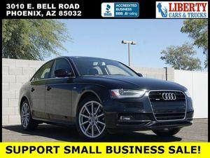2016 Audi A4 for Sale in Phoenix, AZ