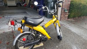 1982 Yamaha Towny MJ50 for Sale in Tacoma, WA
