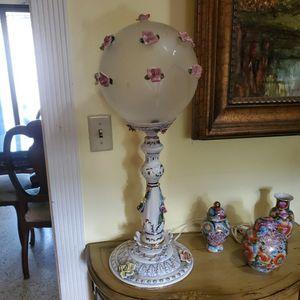 Capodimonte Lamp for Sale in Hialeah, FL