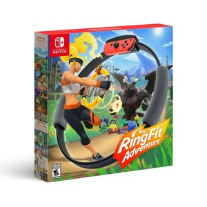 Ring Fit Adventure (Nintendo Switch) for Sale in Cary, NC