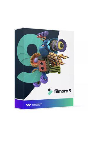 Filmora 9 Video Editor 4K HD Editing Lifetime License 2019 Windows or Mac for Sale in Los Angeles, CA