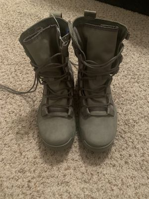 Nike SFB Gen 2 Combat Boots 8' 'Military Sage' Size 8.5 for Sale in Orlando, FL
